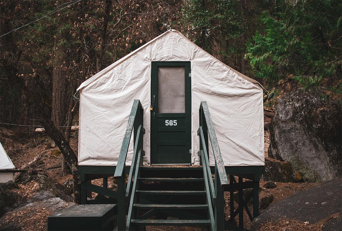 2-4 People Standard Cabins